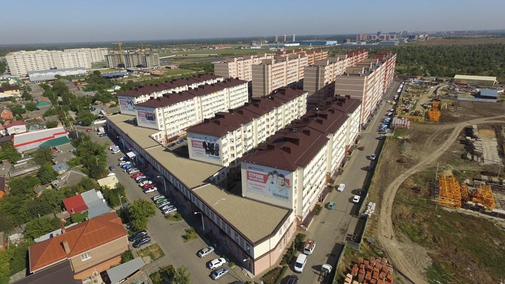 ЖК На Красных Партизан фото комплекса